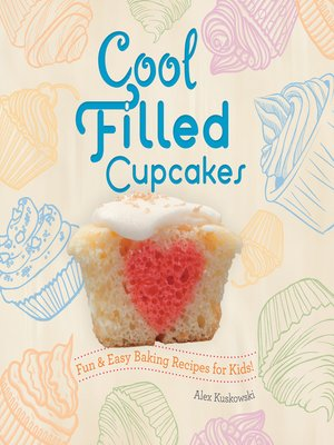 cover image of Cool Filled Cupcakes